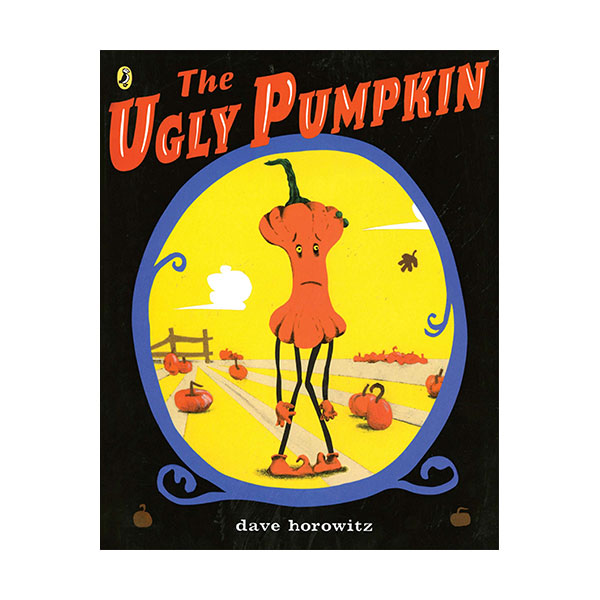 The Ugly Pumpkin (Paperback)