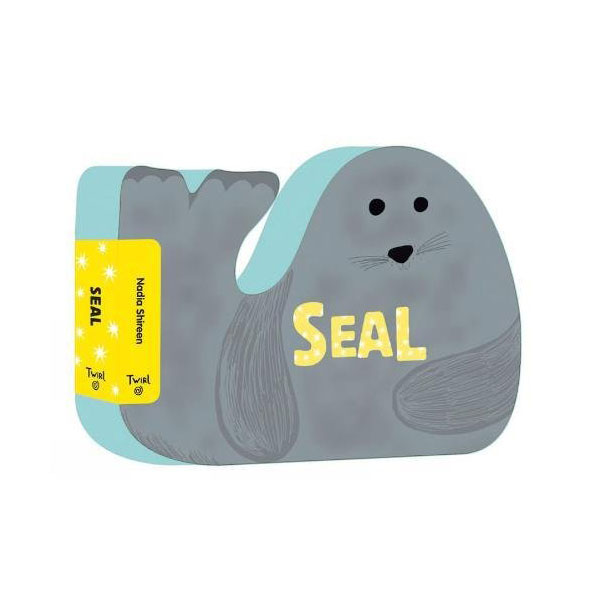 PlayShapes : Seal (Board book)