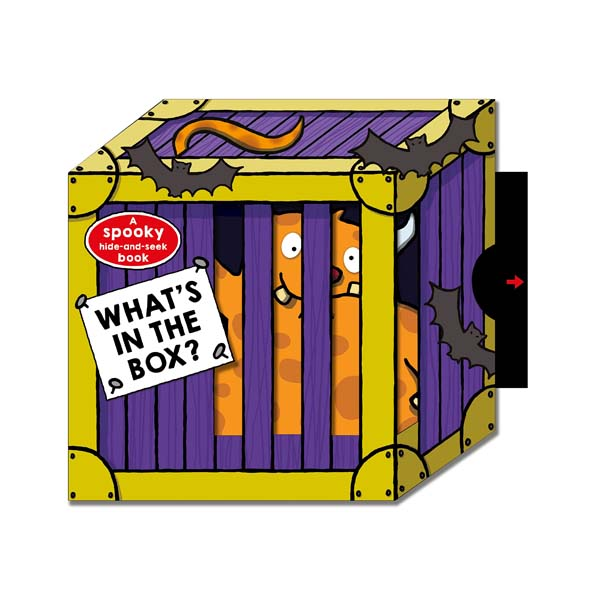 What's in the Box? : A spooky search and find (Board Books)