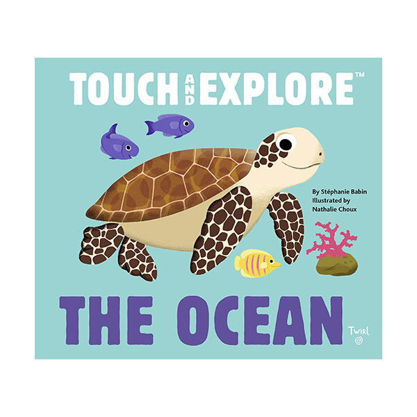 Touch and Explore: The Ocean (Board book)