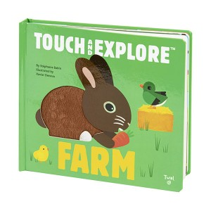 Touch and Explore : Farm (Board book)