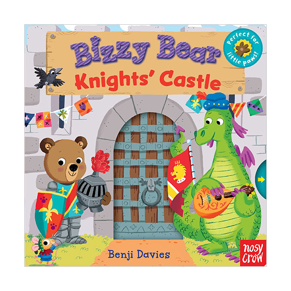 Bizzy Bear : Knights' Castle (Board book)