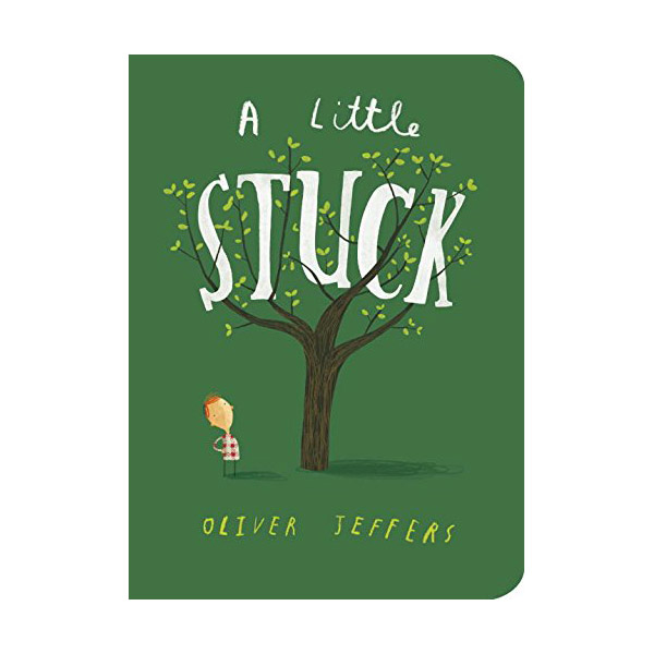 A Little Stuck (Board book)