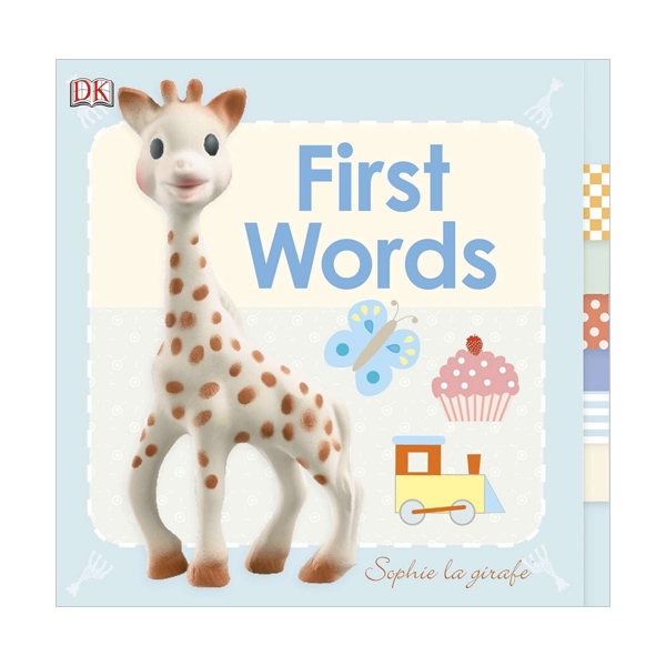 Baby Sophie la girafe : First Words (Board book)