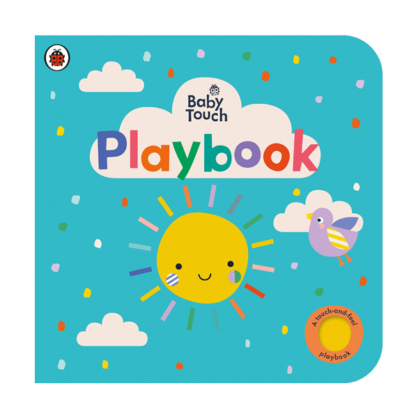 Baby Touch : Playbook (Board book, 영국판)