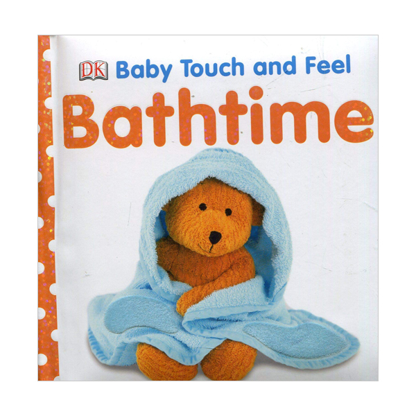 Baby Touch and Feel : Bathtime (Board book, 영국판)