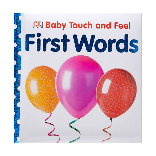 Baby Touch and Feel : First Words (Board book, 영국판)