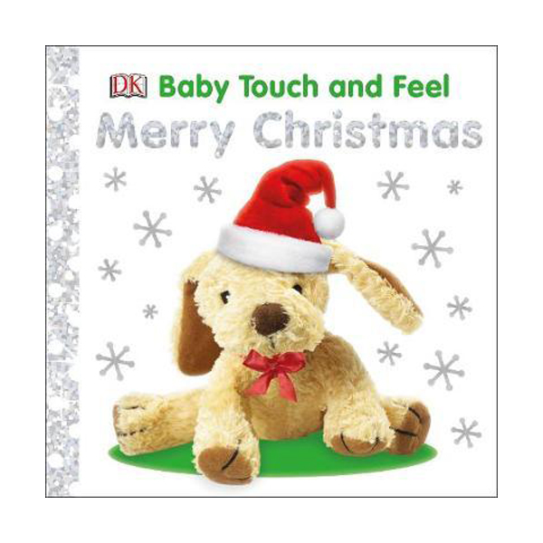 Baby Touch and Feel : Merry Christmas (Board book, 영국판)