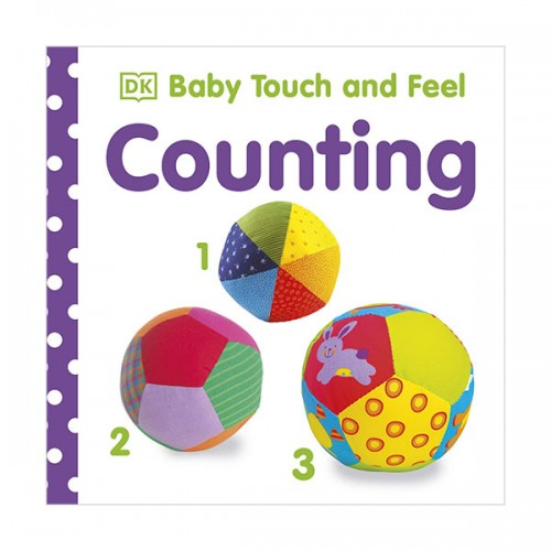 Baby Touch and Feel : Numbers (Board book, 영국판)