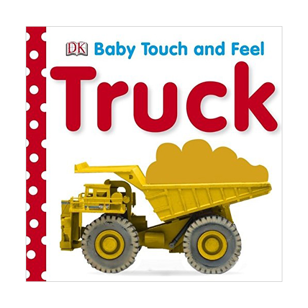 Baby Touch and Feel : Truck (Board book, 영국판)