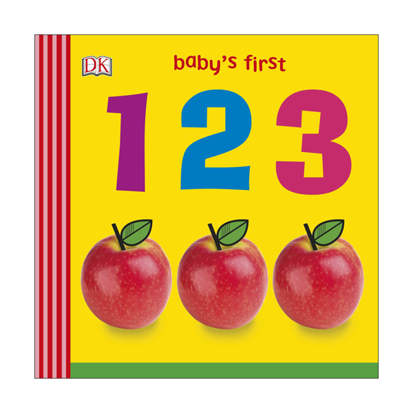 Baby's First 123 (Board book, 영국판)