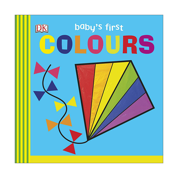 Baby's First Colours (Board book, 영국판)