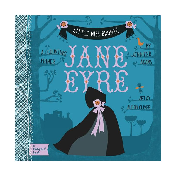 BabyLit Books : Counting Primer : Jane Eyre (Board Book)