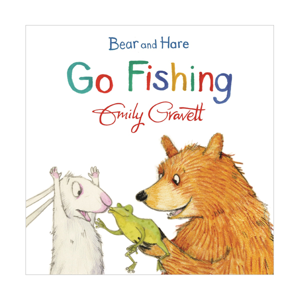 Bear and Hare Go Fishing (Board book, 영국판)