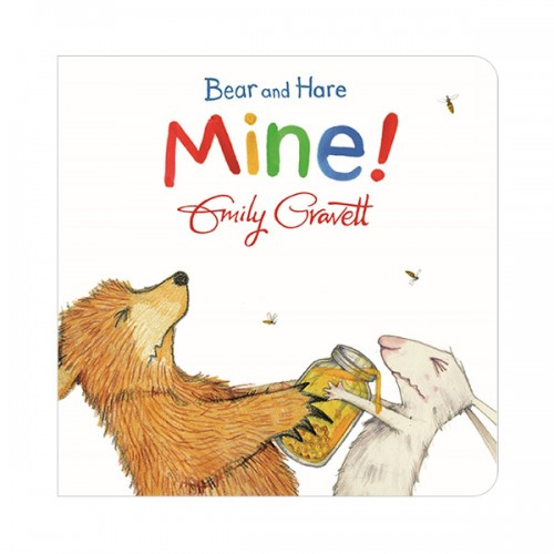 Bear and Hare: Mine! (Board book, 영국판)