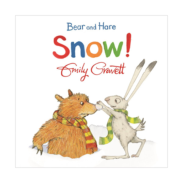 Bear and Hare: Snow! (Board book, 영국판)