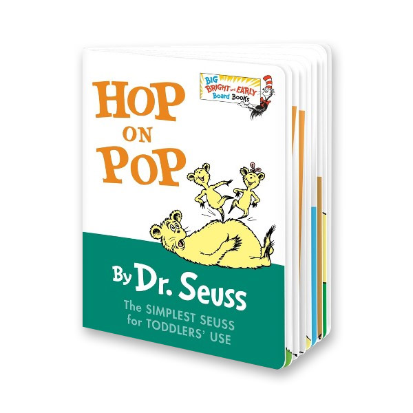 Big Bright and Early Board Book Series : Hop on Pop (Board Book)