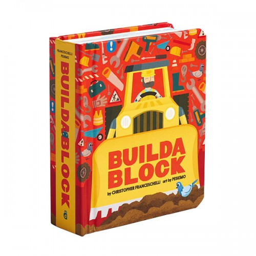 Buildablock : Block Book (Board book)