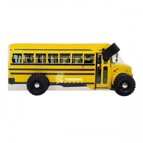 Bus : Wheelie Books (Board book)