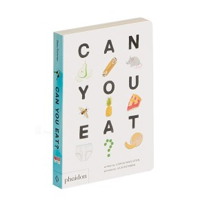 Can You Eat? (Board book, 영국판)