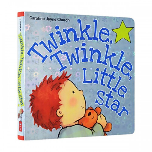 [스콜라스틱] Twinkle, Twinkle, Little Star (Board Book)