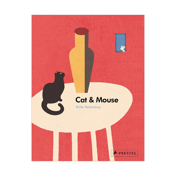Cat and Mouse (Board book, 영국판)