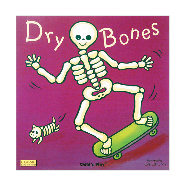 Classic Books with Holes : Dry Bones (Board book)