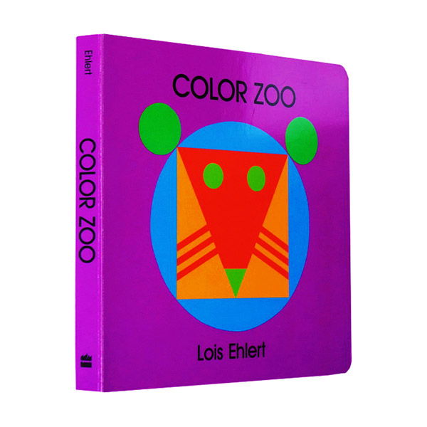 ☆윈터세일☆Color Zoo (Board Book)