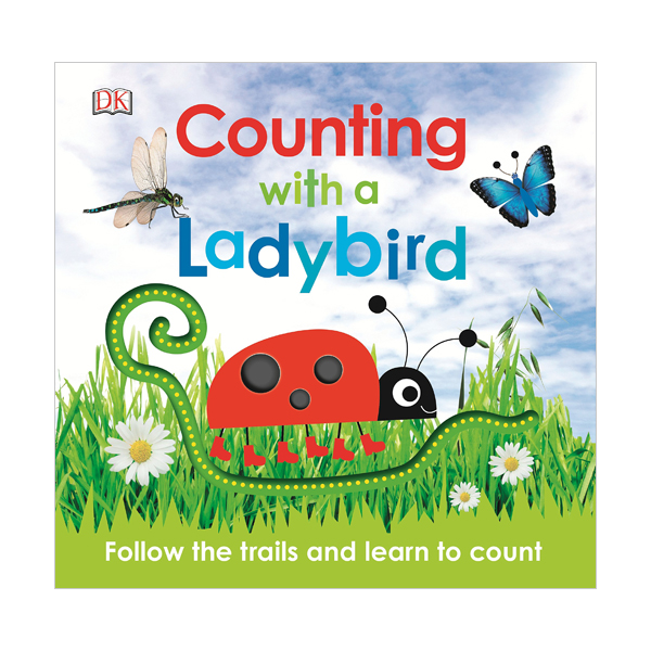 Counting with a Ladybird (Board book, 영국판)
