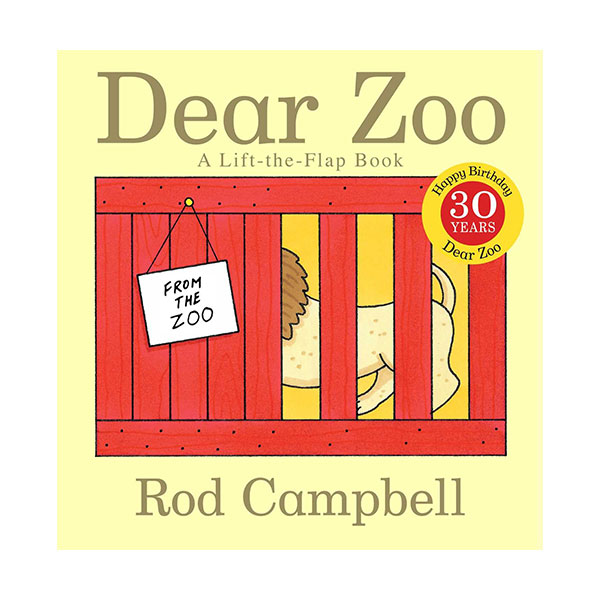 Dear Zoo : A Lift-the-Flap Book (Board book)