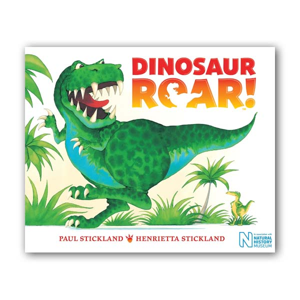 Dinosaur Roar! (Board book, 영국판)
