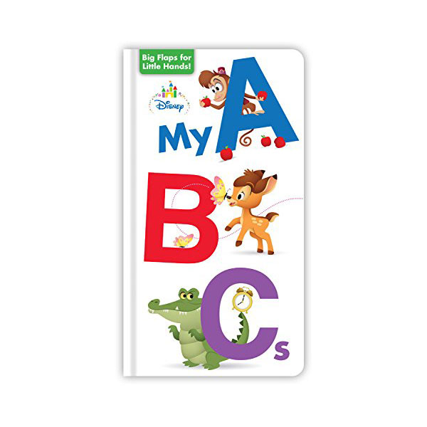 Disney Baby My ABCs (Board book)