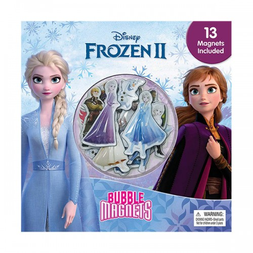 Disney Frozen 2 Bubble Magnet Book (Board book)