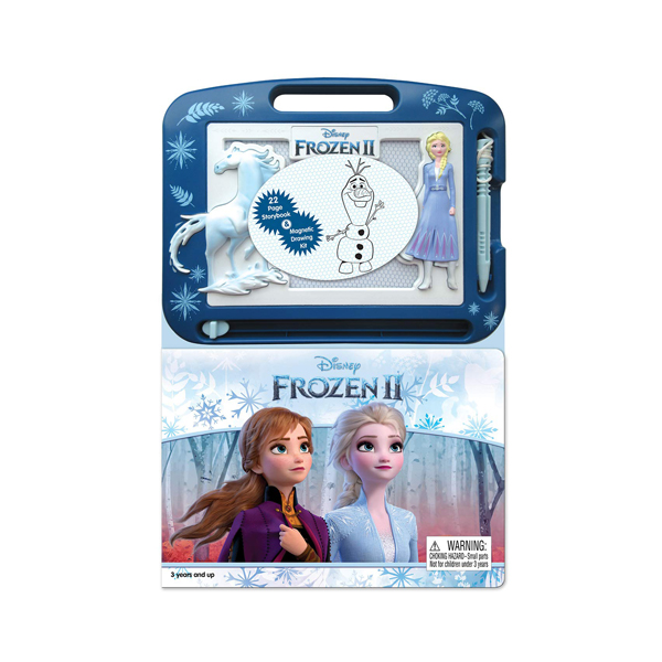 Disney Frozen 2 Learning Series (Board book)