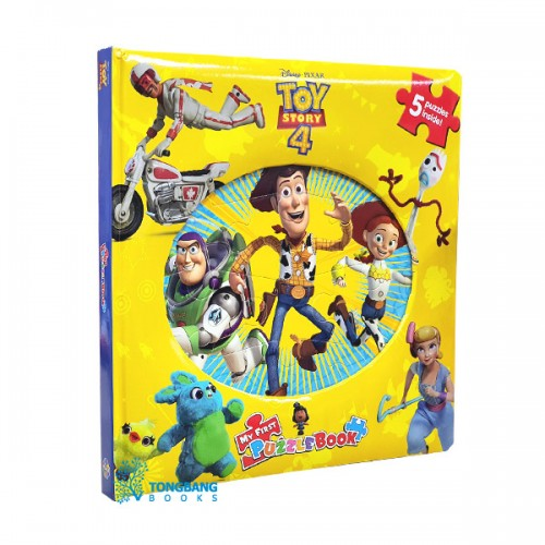 Disney/Pixar Toy Story 4 My First Puzzle Book (Board Book)