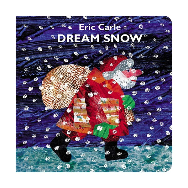 Dream Snow (Board book)