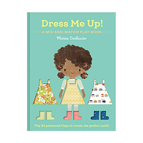 Dress Me Up! (Board book)