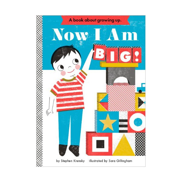 Empowerment Series : Now I Am Big! (Board book)