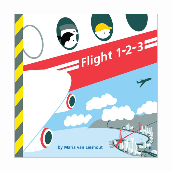 Flight 1-2-3 (Board book)