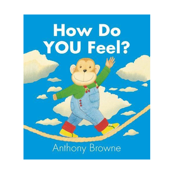 How Do You Feel? (Board book, 영국판)