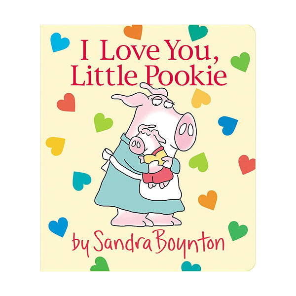 [★LOVE★] I Love You, Little Pookie (Board book)