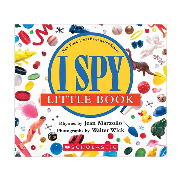 I Spy : Little Book (Board Book)