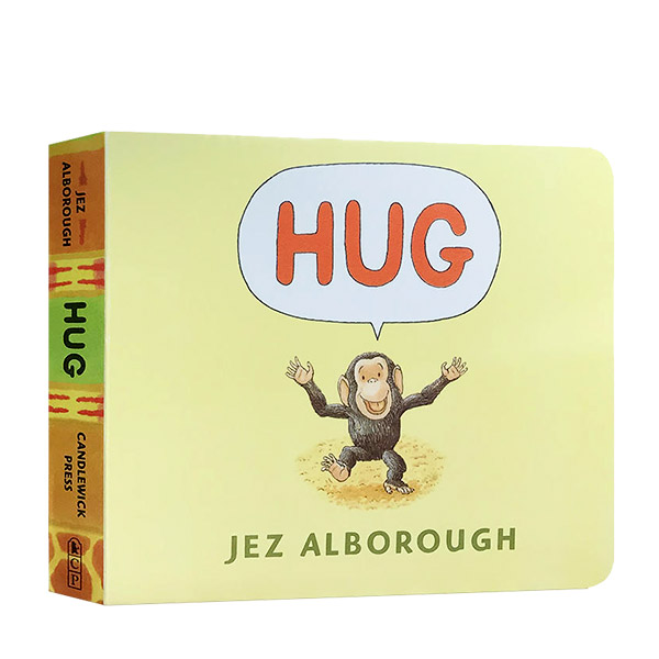Jez Alborough : Hug (Board book)