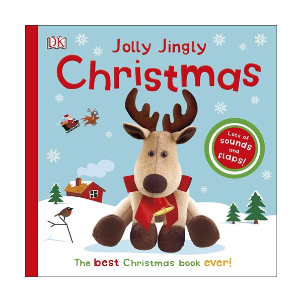 Jolly Jingly Christmas: The Best Christmas Book Ever!  (Board book, 영국판)