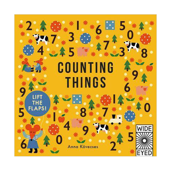 Learn with Little Mouse : Counting Things (Board Book)