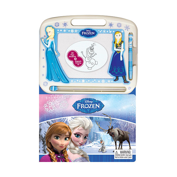 Learning Series : Disney Frozen (Board book)