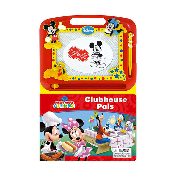 Learning Series : Disney Mickey Mouse Clubhouse (Board Book)