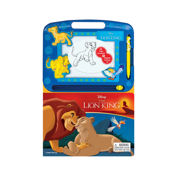 Learning Series : Disney The Lion King (Board book)