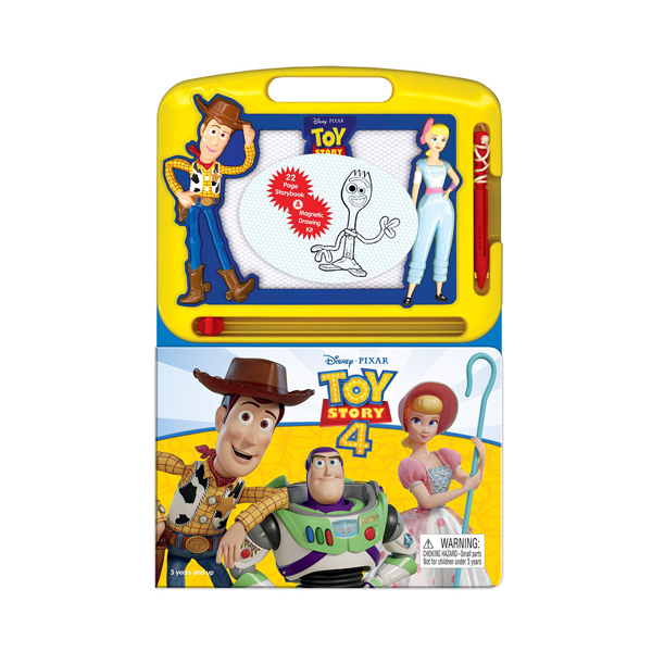 Learning Series : Disney/Pixar Toy Story 4 (Board book)