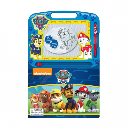 Learning Series : Paw Patrol (Board book)